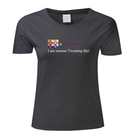 Blogtillyoudrop tweeshirt
