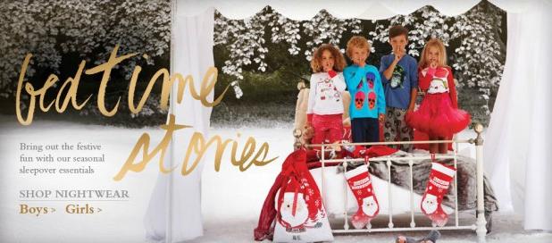 Great Christmas Website Design Banner Next
