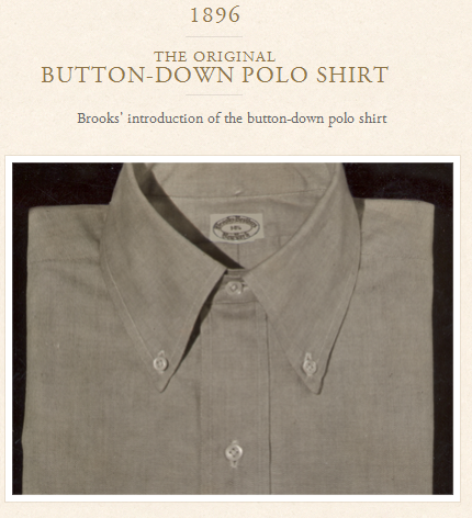 The original Brookes Borther Polo-Shirt