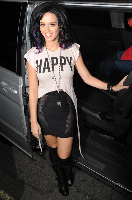 Katy Perry 'Happy'