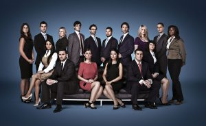 The Apprentice Candidates dress to impress