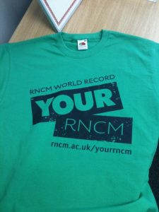 rncm2 225x300 Clothes2order Prints T shirts for Guinness World Record Breakers