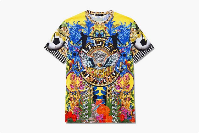 versace World Cup T Shirts   the Best of the Worst