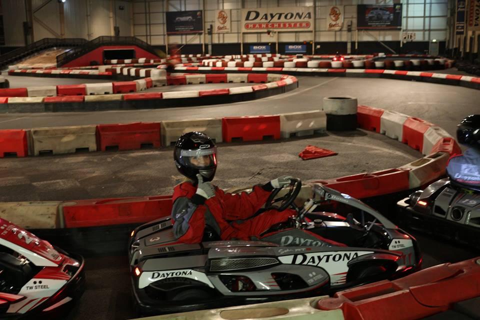 go karting 55