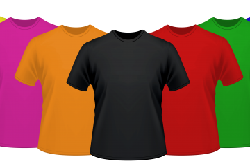 Choosing the right t-shirt | Clothes2order