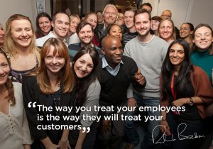 treat your staff well